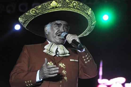 Vicente Fernández y su peculiar rivalidad con Antonio Aguilar