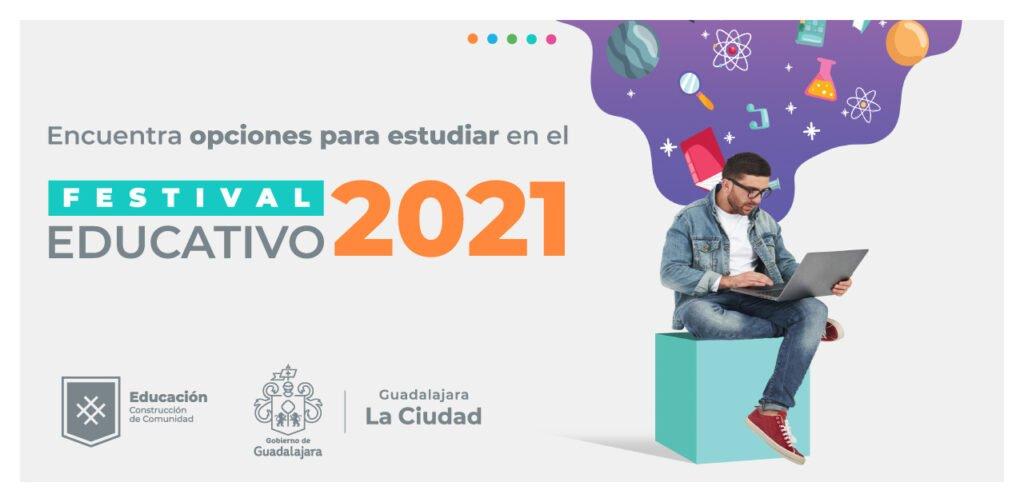 Festival Educativo 2021 en Guadalajara