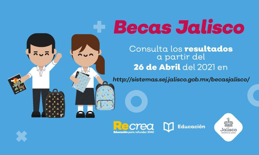 Becas Benito Juárez Jalisco 2021