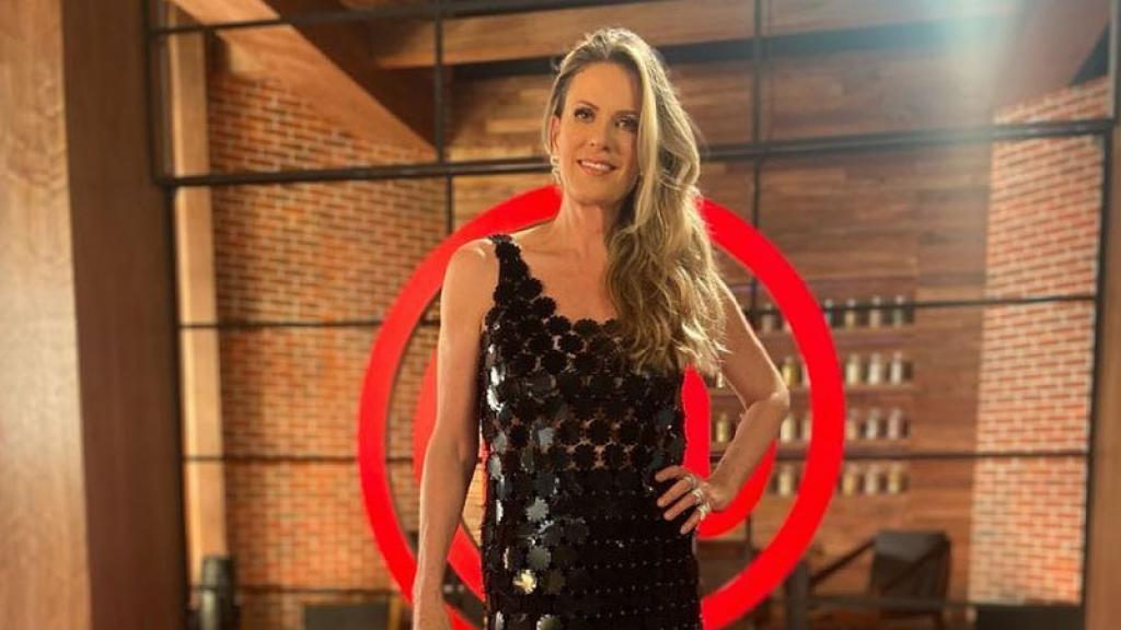 Rebecca de Alba sin miedo a ser comparada con Anette Michel