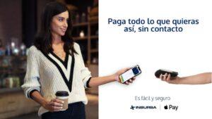 Inbursa trae Apple Pay a sus clientes