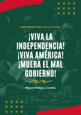 IMAGENES FELICES FIESTAS PATRIAS MEXICANAS
