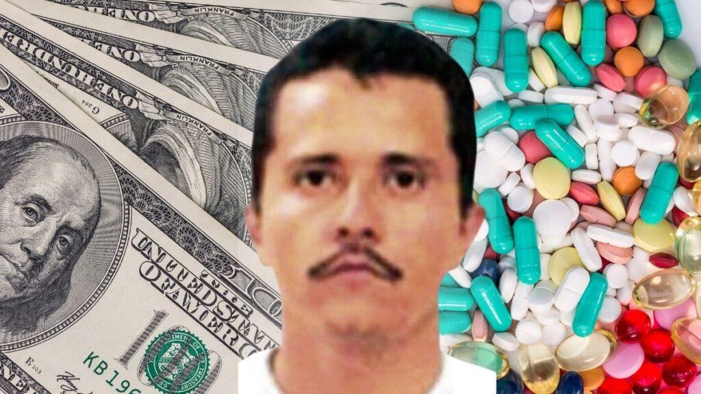 MENCHO CJNG FENTANILO DROGAS NEMESIO OSEGUERA