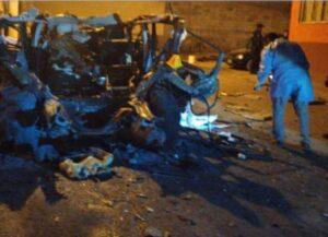 ataques bomba Guadalajara
