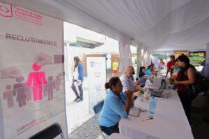 Feria de empleo en Guadalajara