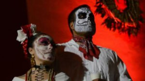 Desfile de Catrinas en Guadalajara