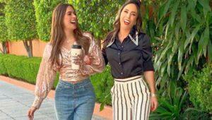 Inés Gómez Mont y Galilea Montijo