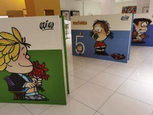 El mundo de Mafalda en Guadalajara